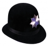 Keystone Cop Hat Quality Large